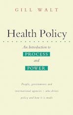 Health Policy cover