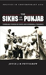 The Sikhs of the Punjab cover