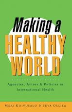 Making a Healthy World cover