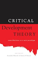 Critical Development Theory cover