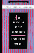 Adult Education at the Crossroads cover
