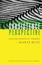 The Subsistence Perspective cover