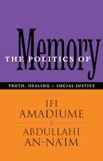 The Politics of Memory cover
