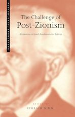 The Challenge of Post-Zionism cover