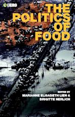 The Politics of Food cover