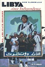 Libya Since Independence cover