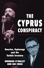 The Cyprus Conspiracy cover