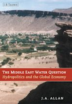 The Middle East Water Question cover
