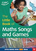 The Little Book of Maths Songs & Games cover