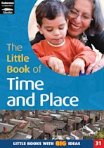 The Little Book of Time and Place cover
