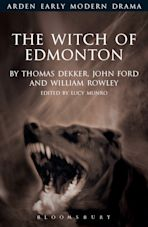 The Witch of Edmonton cover