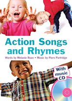 Action Songs & Rhymes cover