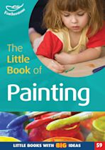 The Little Book of Painting cover