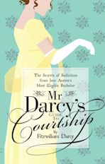 Mr Darcy's Guide to Courtship cover