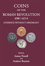 Coins of the Roman Revolution (49 BC - AD 14) cover