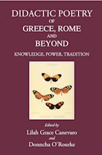 Didactic Poetry of Greece, Rome and Beyond cover