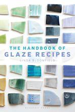 The Handbook of Glaze Recipes cover