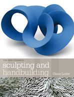 Sculpting and Handbuilding cover