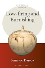 Low-firing and Burnishing cover