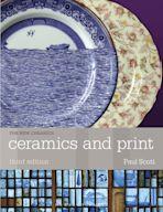 Ceramics and Print cover