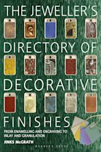 The Jeweller's Directory of Decorative Finishes cover