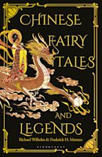 Chinese Fairy Tales and Legends cover