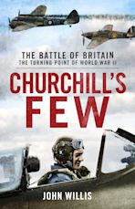Churchill's Few cover