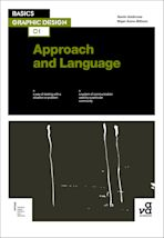 Basics Graphic Design 01: Approach and Language cover