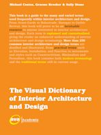 The Visual Dictionary of Interior Architecture and Design cover
