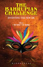 The Bahrupian Challenge cover