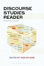 Discourse Studies Reader cover
