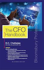 The CFO Handbook cover