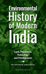 Environmental History of Modern India cover