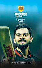 Wisden India Almanack 2017 cover