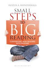 Small Steps To Big Reading cover