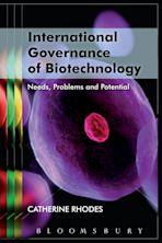 International Governance of Biotechnology cover
