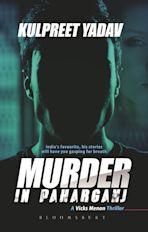Murder In Paharganj cover