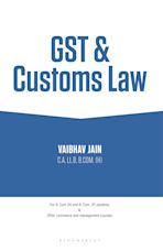 GST and Customs Law cover