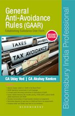 General Anti-Avoidance Rules (GAAR) - Second Edition cover