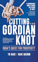 Cutting the Gordian Knot cover