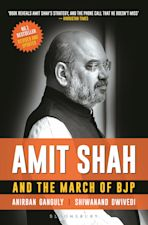 Amit Shah and the March of BJP cover