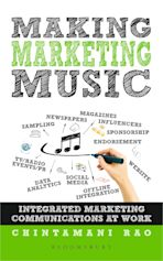 Making Marketing Music cover