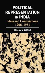 Political Representation In India cover