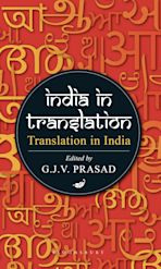 India in Translation, Translation in India cover