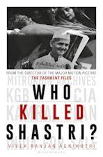 Who Killed Shastri? cover