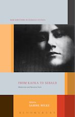 From Kafka to Sebald cover