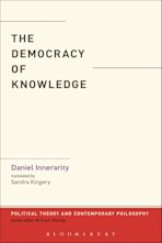 The Democracy of Knowledge cover