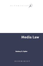 Media Law cover