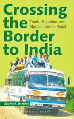 Crossing the Border to India cover