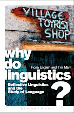 Why Do Linguistics? cover